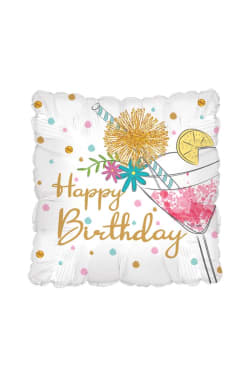 Happy Birthday Cocktail - Standard