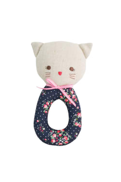 Kitty Grab Rattle - Standard