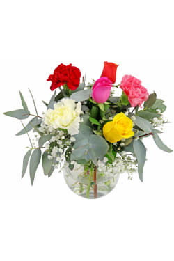 Little Flower Vase - Joyful - Standard