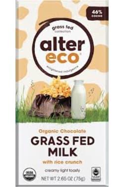 Choc Grass Fed - Rice Crunch  - Standard