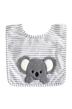 Baby Koala Bib  - Standard