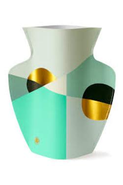 Paper Vase Siena Mint - Standard