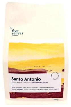 Five Senses Coffee Beans 250g - Standard