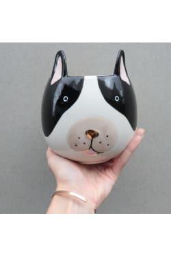 French Bulldog Planter - Small - Standard