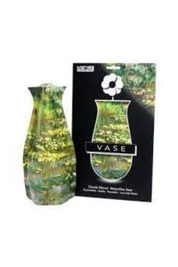Claude Monet Waterlilies Vase - Standard