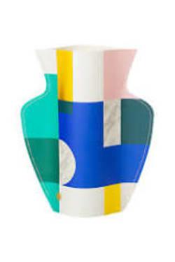 Paper Flower Vase - Scala - Standard