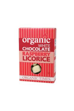 Organic Times - Rasp Licorice  - Standard