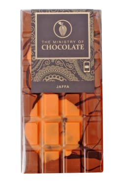 Jaffa 100g Milk Chocolate Bar - Standard