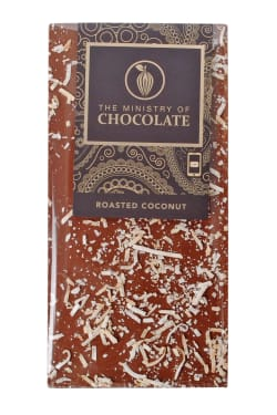 Roasted Milk Coconut Bar 100g - Standard