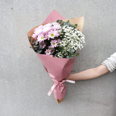 DIY Chrysanthemum & Gyp - Standard