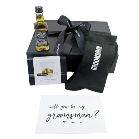 Groomsman Box - Standard