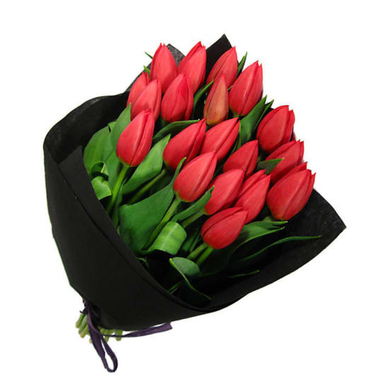 Tulip Bouquet - Deluxe