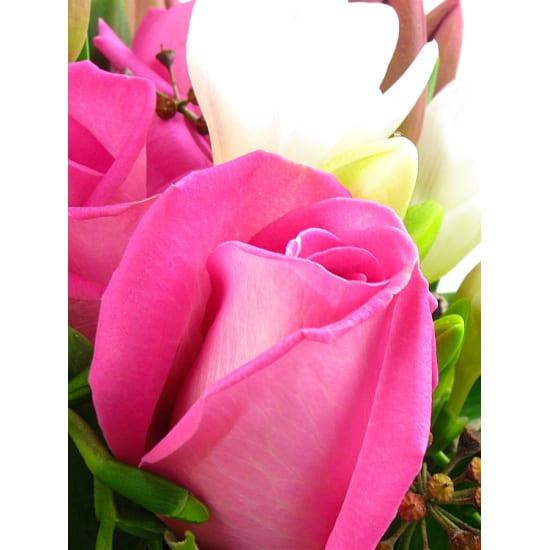 Spring Mix in a Vase - Premium