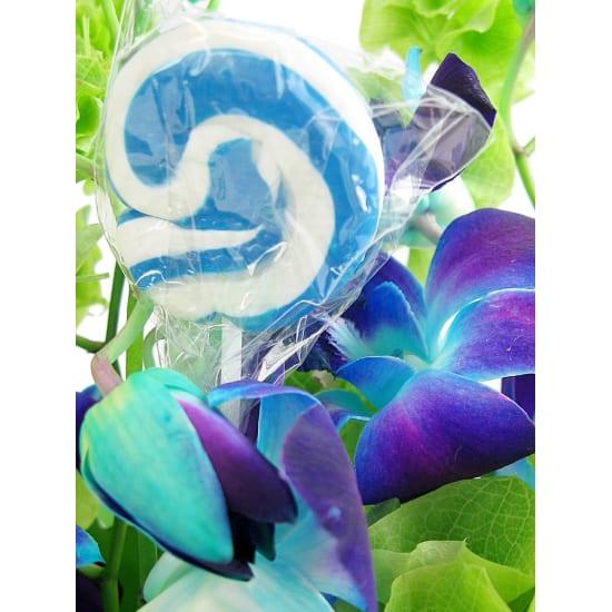 Blue Swirl - Standard