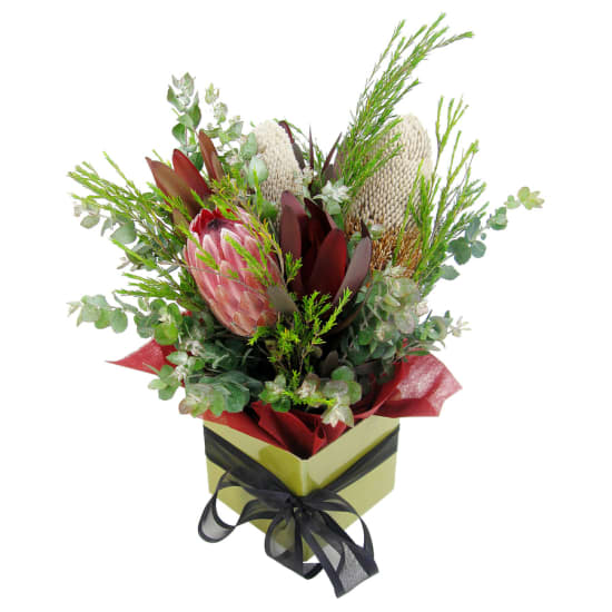 Wildflower Posy Box - Standard