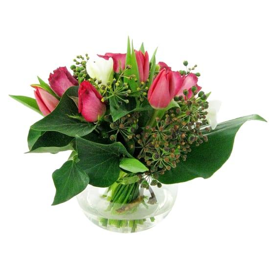 Spring Mix in a Vase - Standard