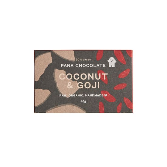 Coconut & Goji Pana Chocolate  - Standard