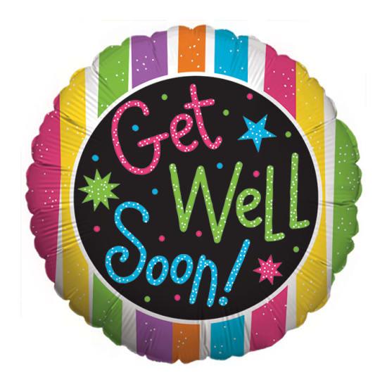Get Well Soon - Bright - Standard