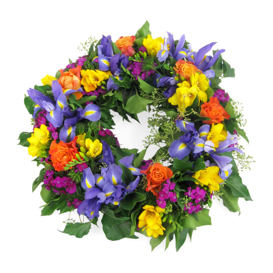 From the Heart Wreath - Standard
