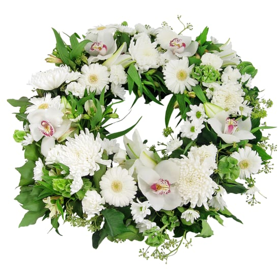 Be At Peace Wreath - Standard
