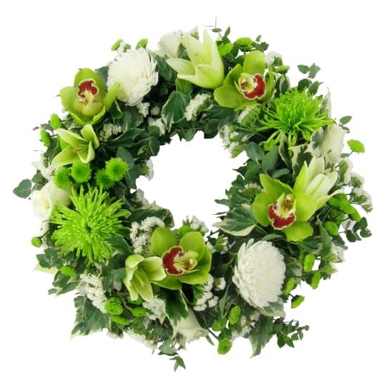 Sweet Serenity Wreath - Standard
