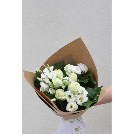 Roses and Lisianthus - Standard
