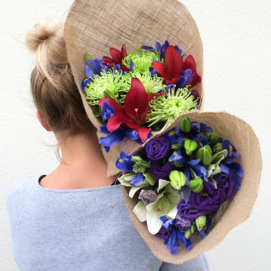 Mixed Seasonal Bouquet - Standard