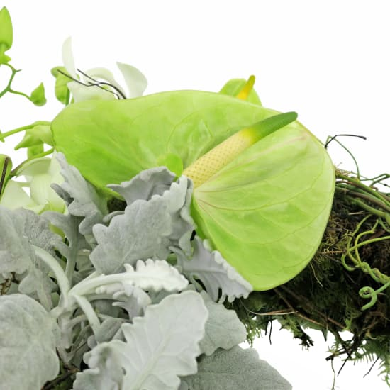Pure Of Heart Wreath - Standard