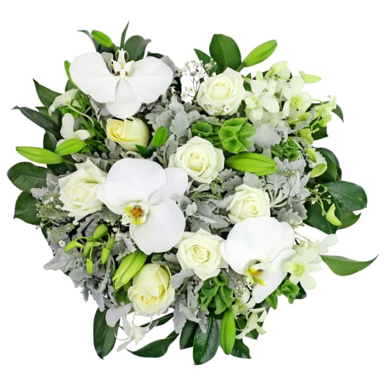 Above The Clouds Wreath - Standard