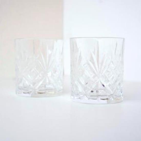 Crystal Rocks Glasses - Standard