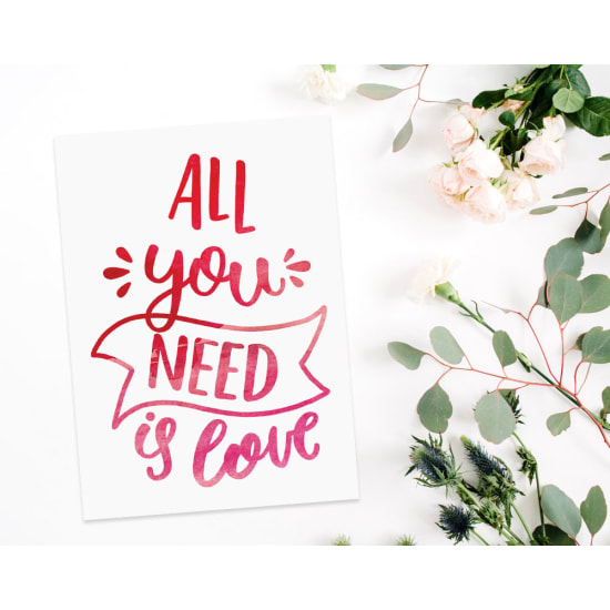 All You Need Is Love - Standard