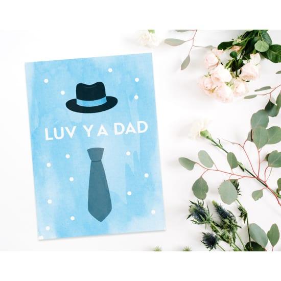 Luv YA Dad - Standard