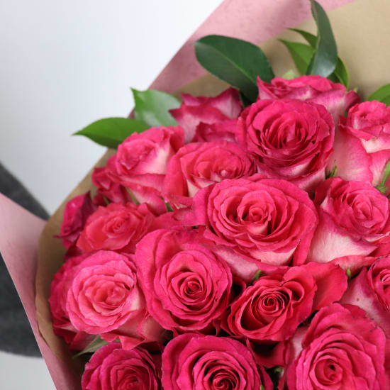 Deluxe Rose Subscription - Standard