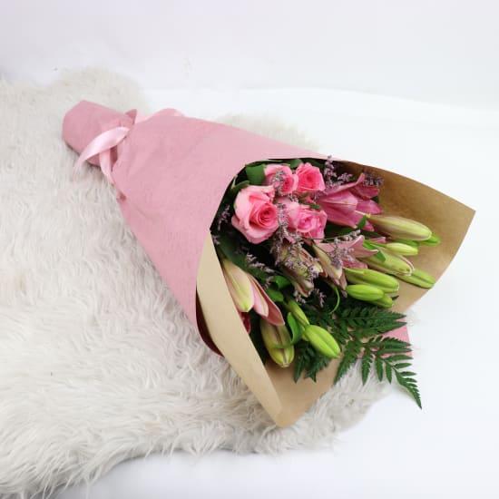 DIY Roses, Lilies & Misty - Standard