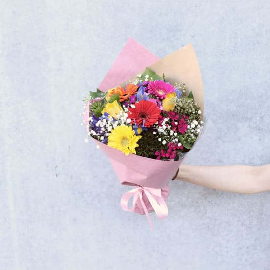 Deluxe Posy Subscription - Standard