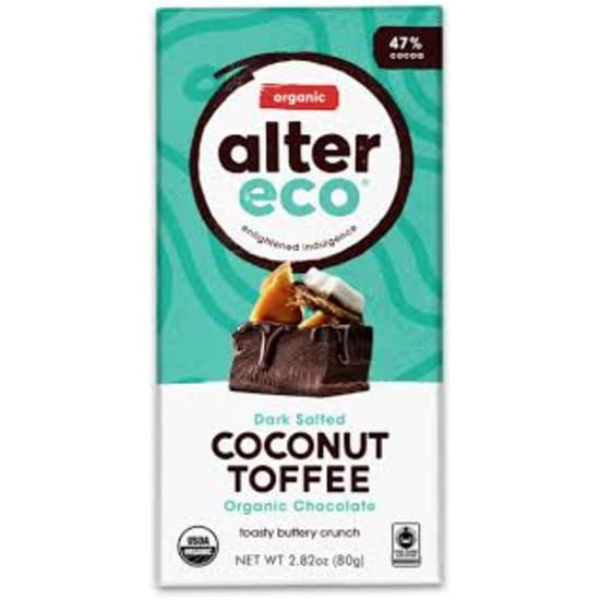 Alter Eco - Coconut Toffee - Standard