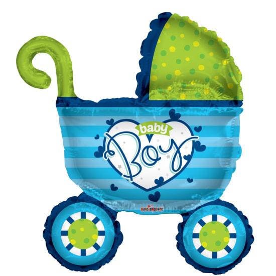 Baby Boy 80CM Balloon - Standard