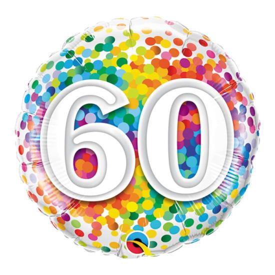 Age 60 Dots - Standard