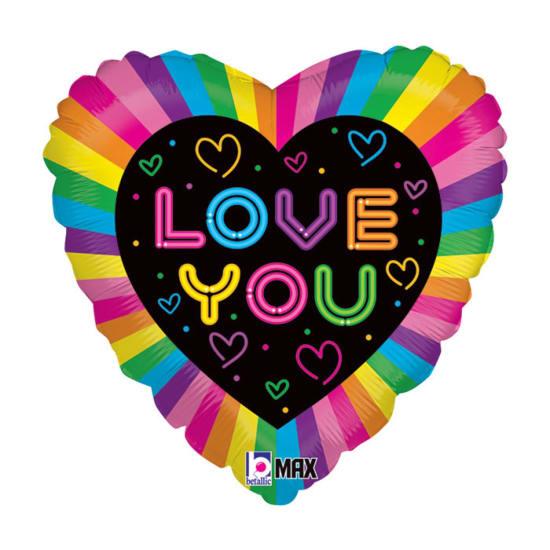 Love You Neon - Standard