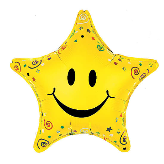 Smiley Star - Standard