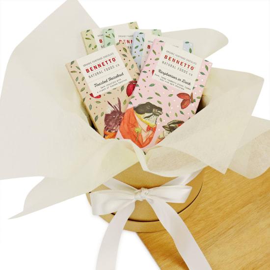 Fair Trade Chocolate Sampler - Standard