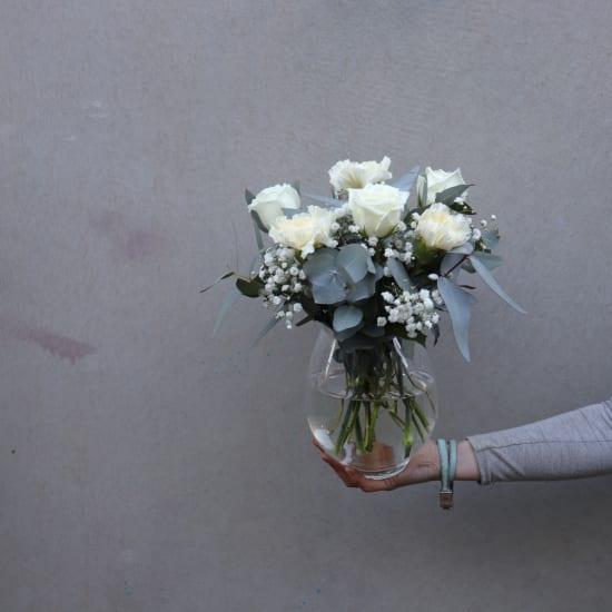 Little Flower Vase - Angelic - Standard