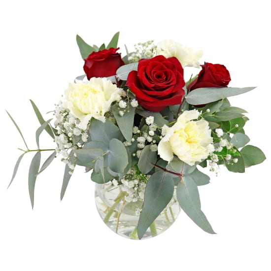 Little Flower Vase - Love - Standard