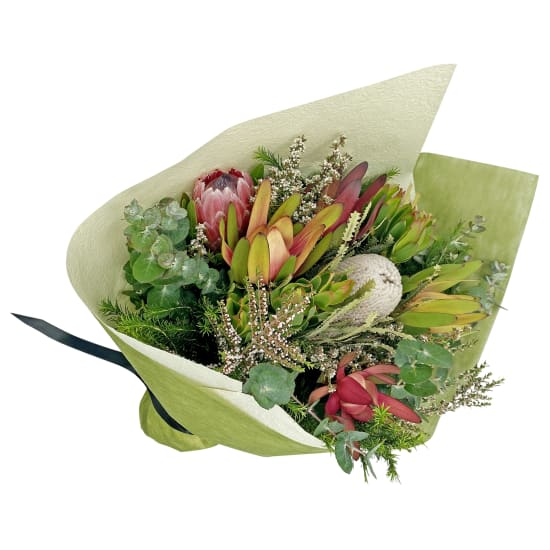 Awesomely Aussie Posy - Deluxe