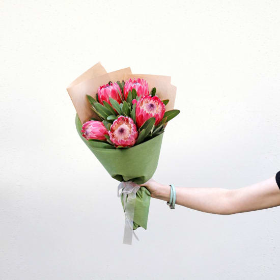 Pink Ice Bouquet - Standard