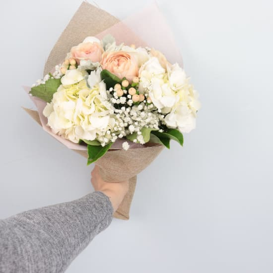 Watercolour Blooms Bouquet - Standard