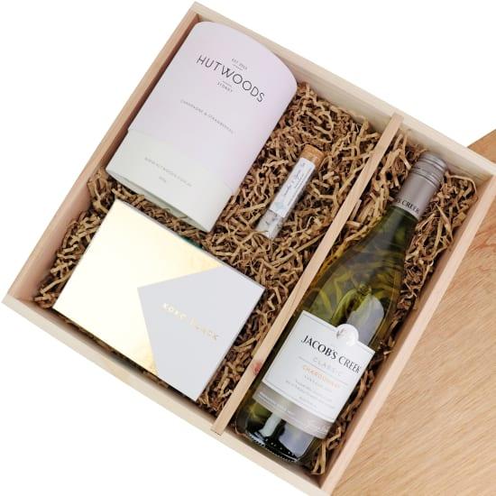 Chardonnay & Pampering - Standard