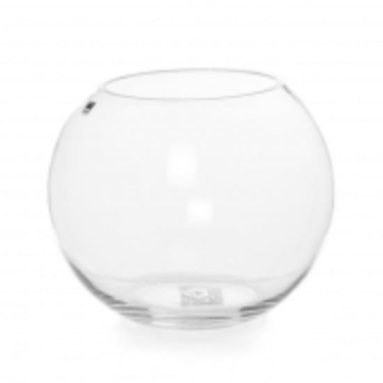 Large Glass Fish Bowl  - Standard