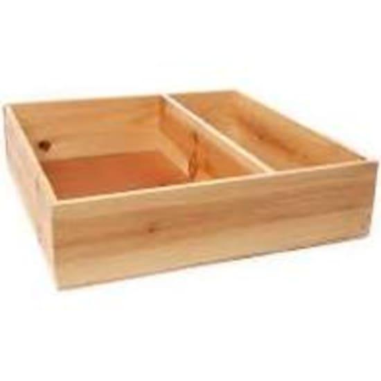 Wooden Gourmet Box - Standard