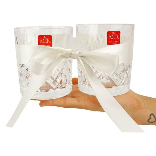 Italian Crystal Glasses - Standard